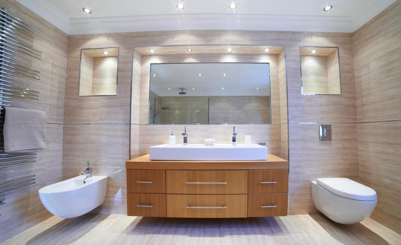belle salle bains