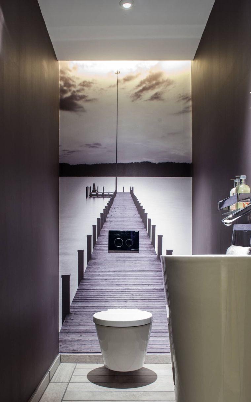 Comment transformer ses WC en espace déco : comment décorer le petit coin WC ?