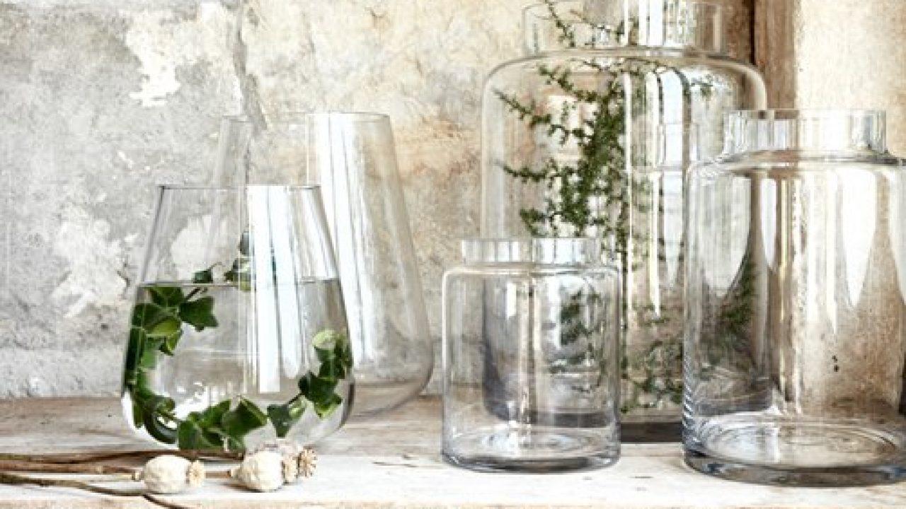 Idee Deco Pour Grand Vase Transparent comment décorer un grand vase en verre : quelles sont les