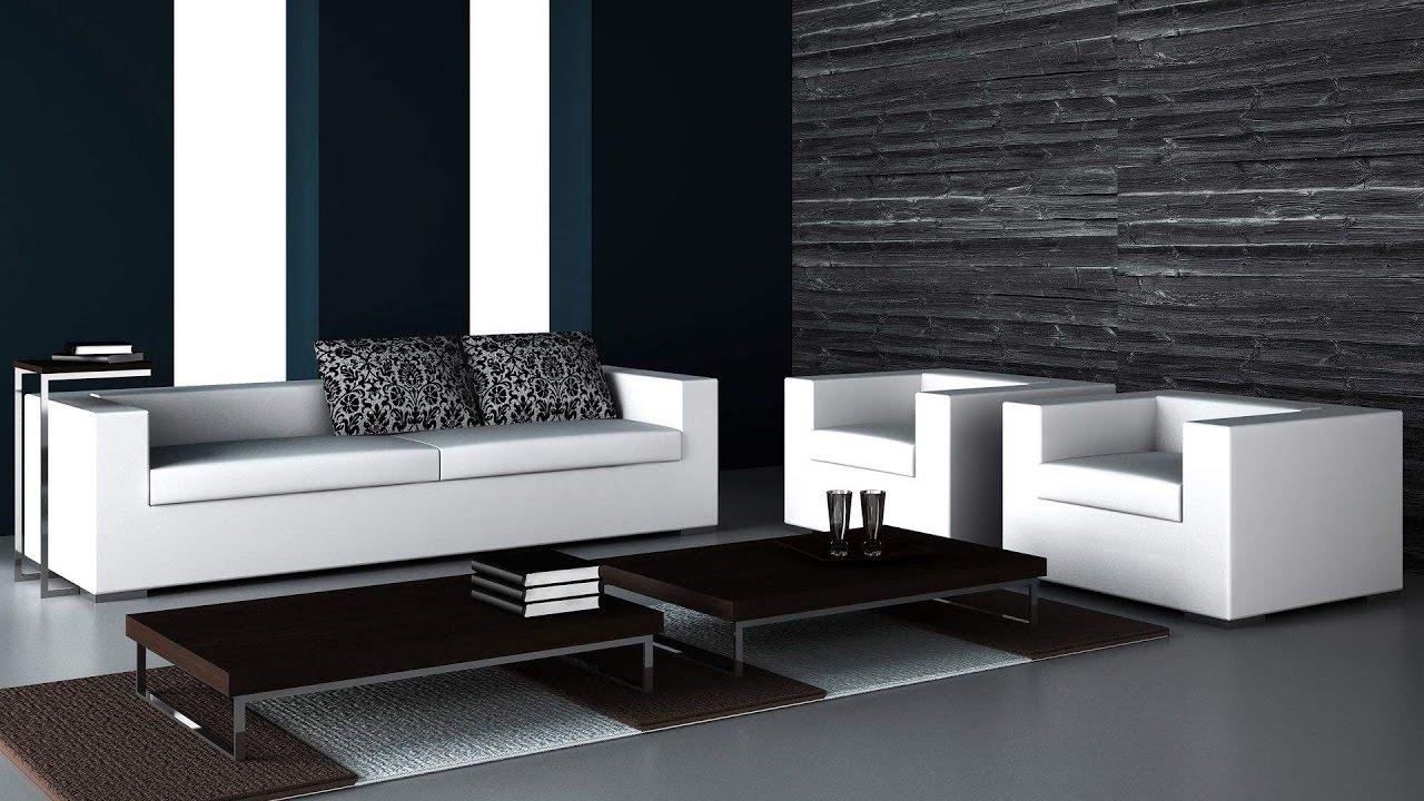 Decoration Salon Noir Et Blanc Quand Decorer Son Salon En Noir Et Blanc