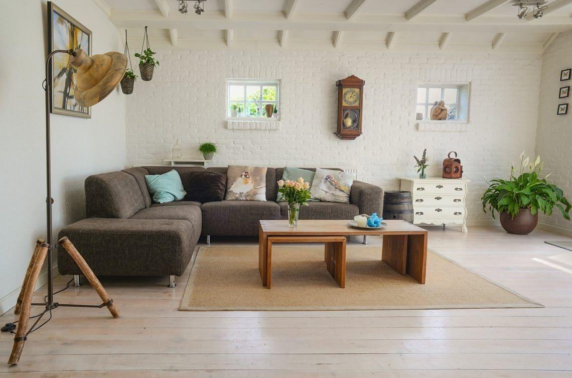 Un tapis coco pour l'intérieur ou l'extérieur